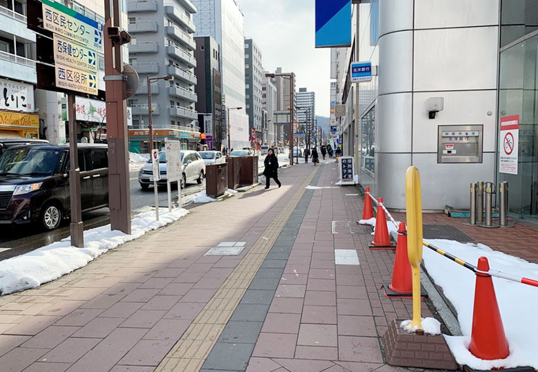 札幌西本部校のアクセス2
