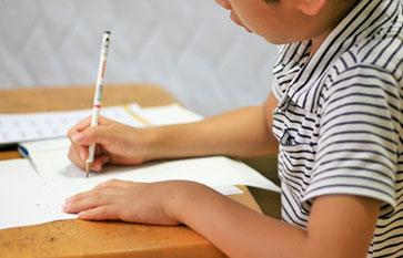勉強中のイメージ画像