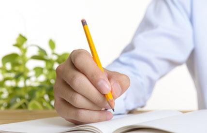 試験勉強のイメージ画像