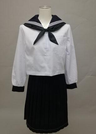 女子夏用制服