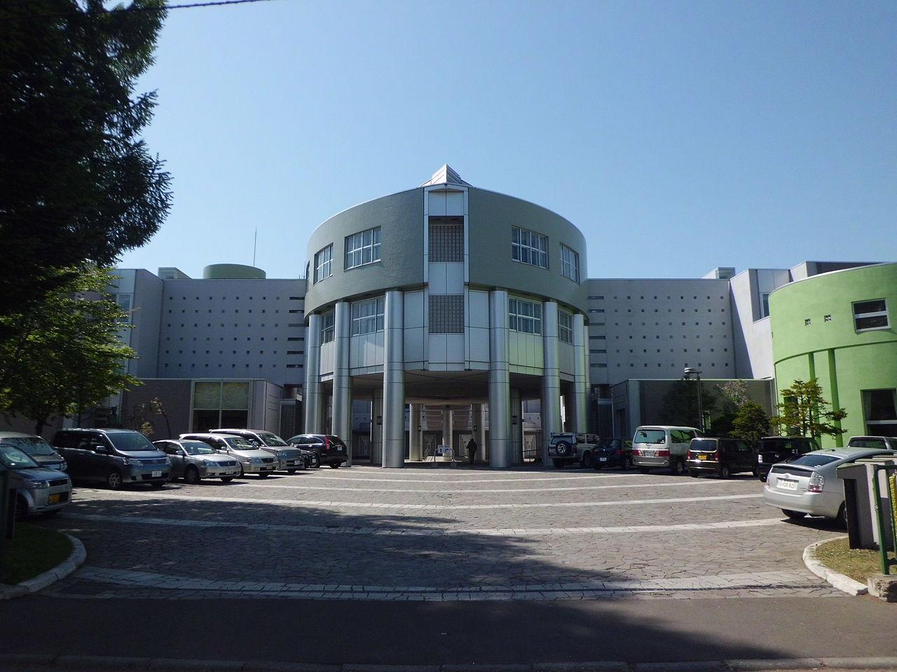 札幌南高校の画像