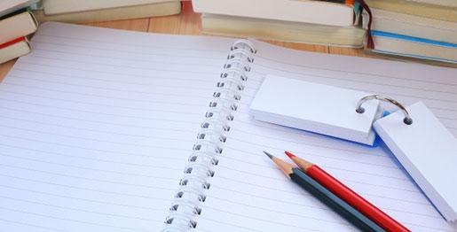勉強ノートのイメージ画像