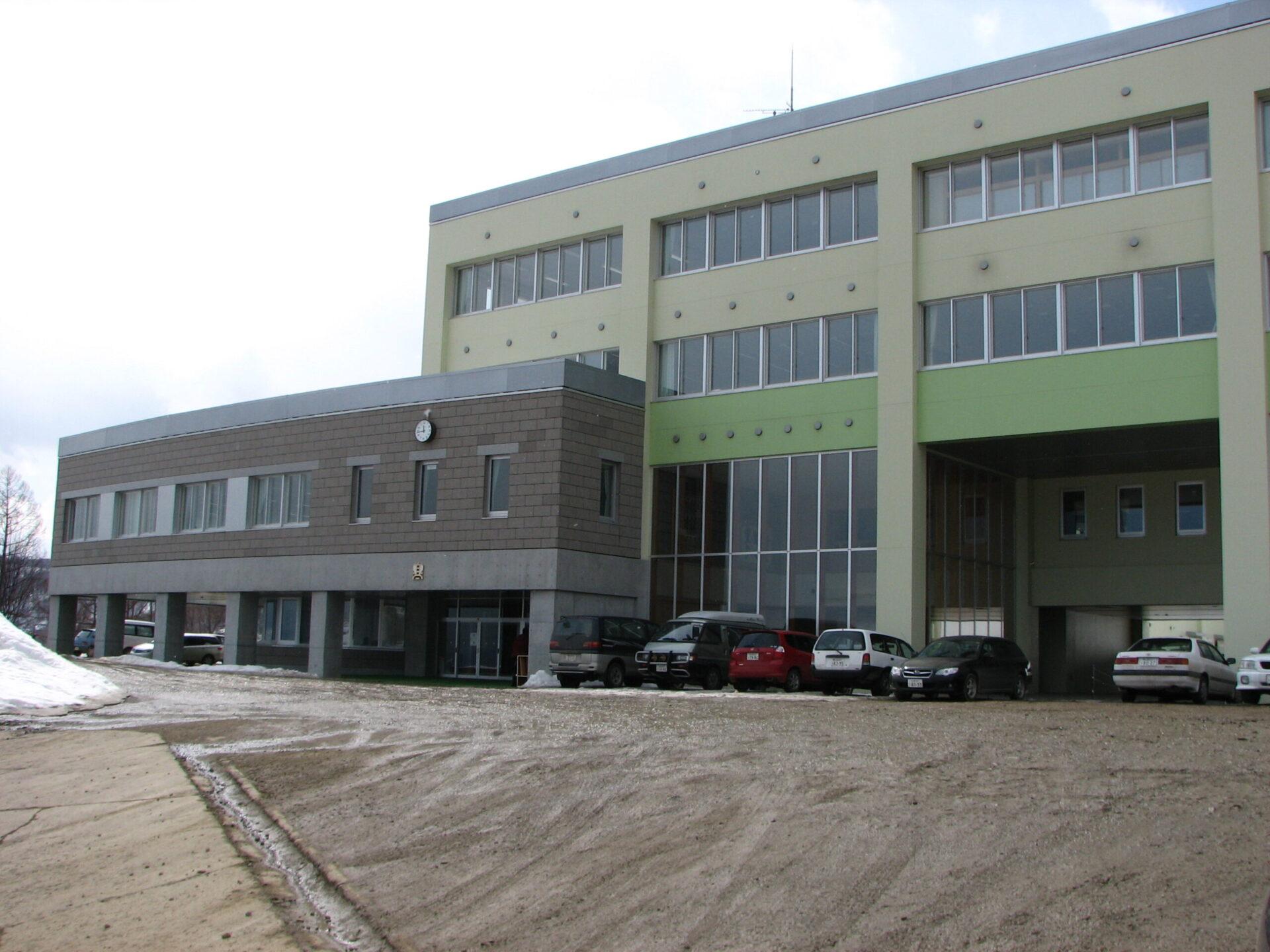 小樽桜陽高校の外観画像