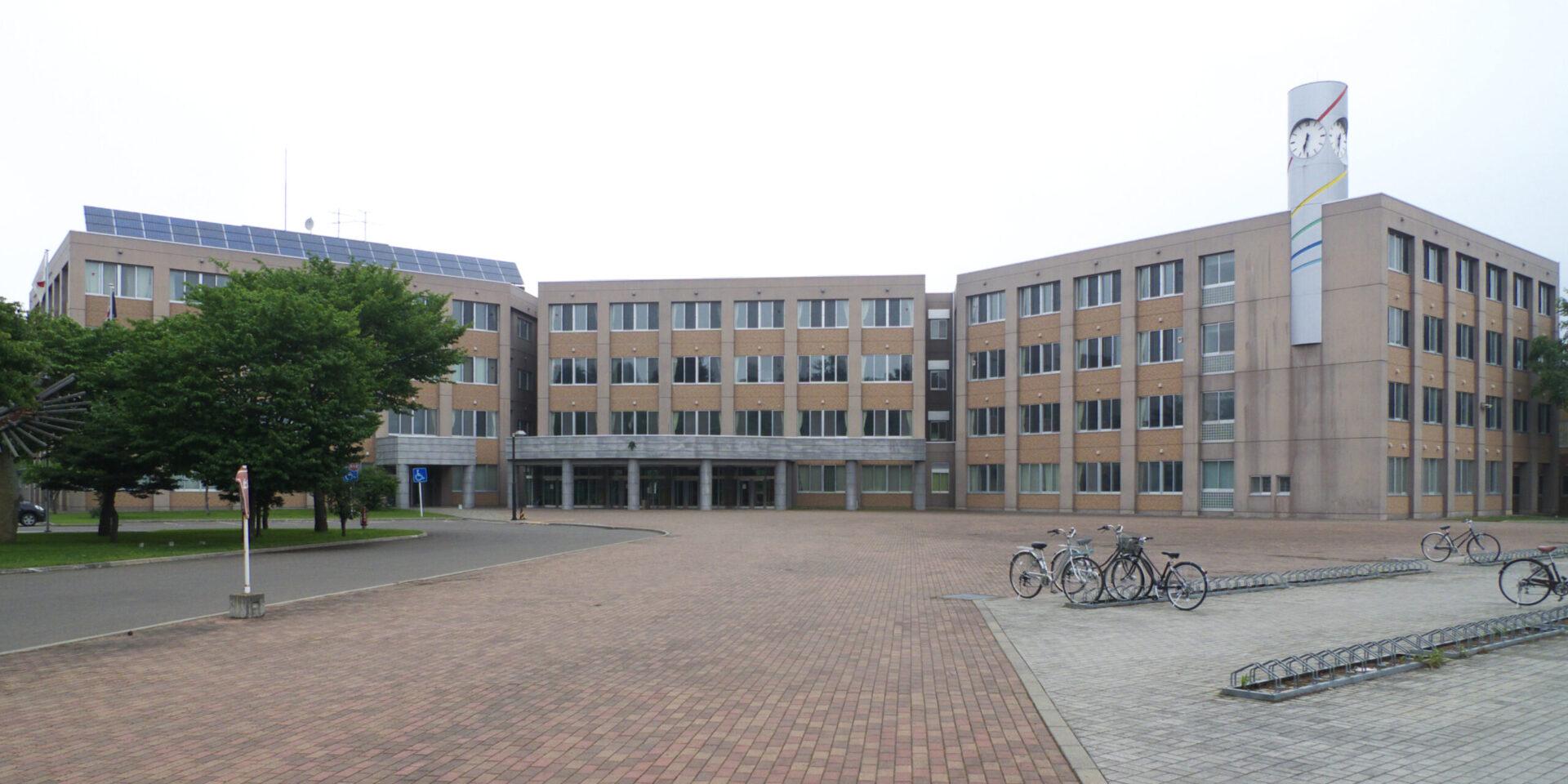 帯広柏葉高校の画像