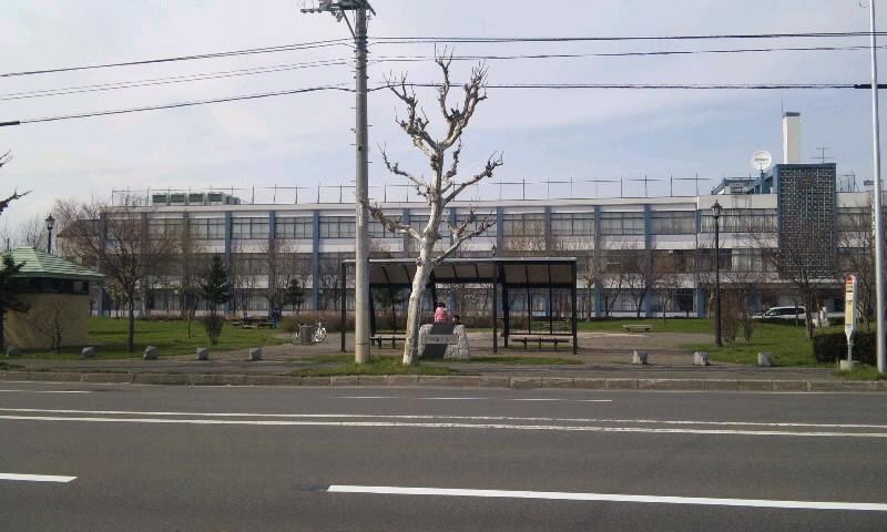 旭川龍谷高校の外観画像
