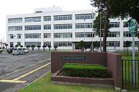 深川西高校の外観画像