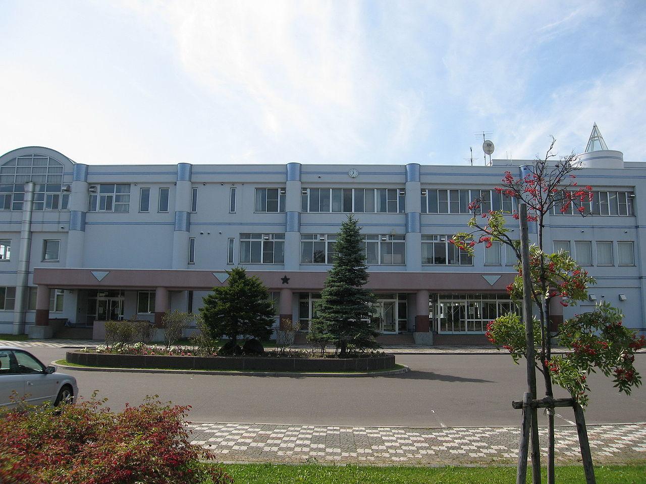 岩見沢西高校の画像
