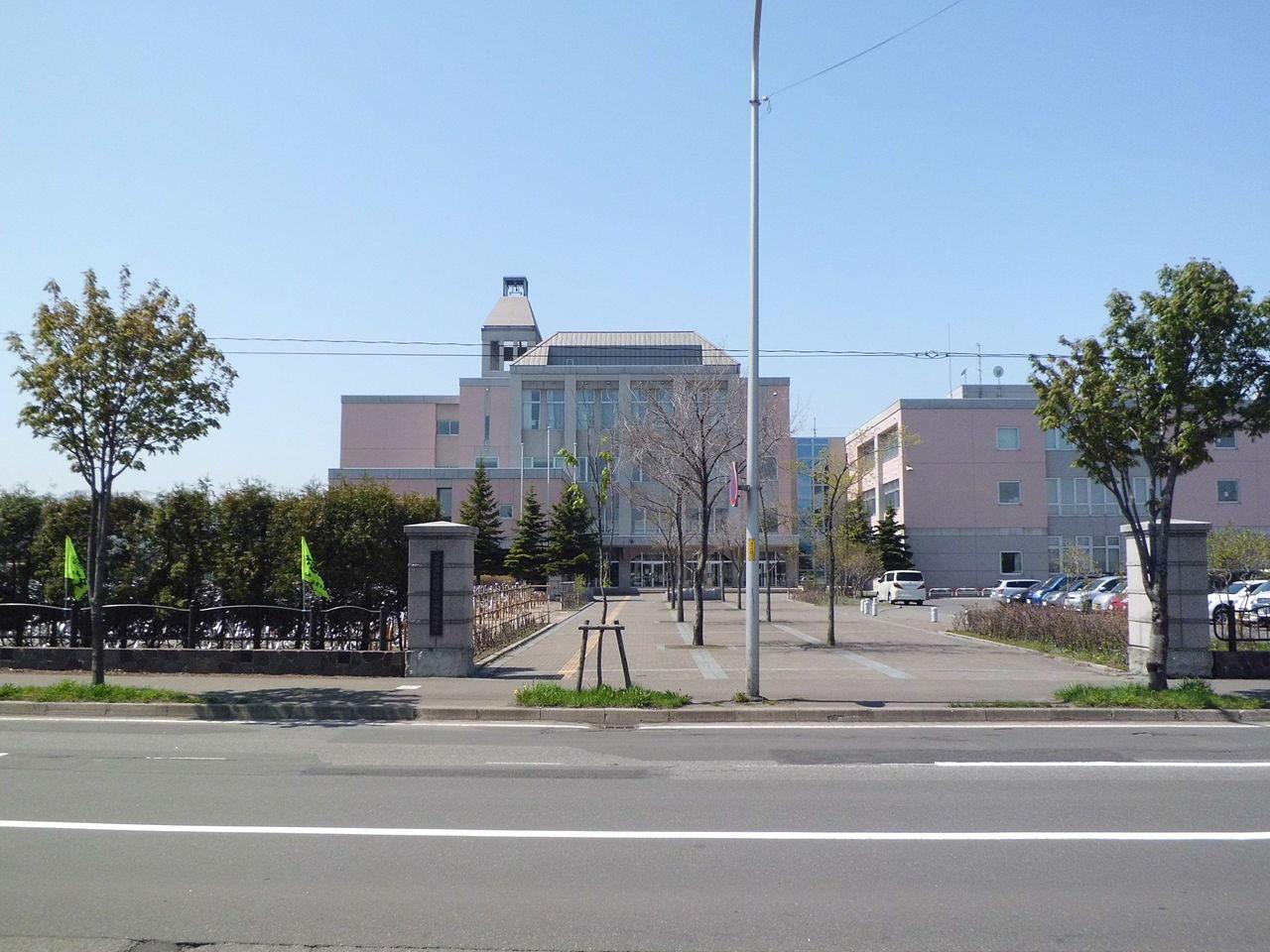 札幌琴似工業高校の画像