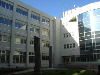 札幌白陵高校の外観画像