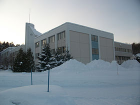 北嶺高校の外観画像