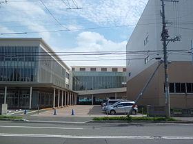 札幌開成中等教育学校の外観画像